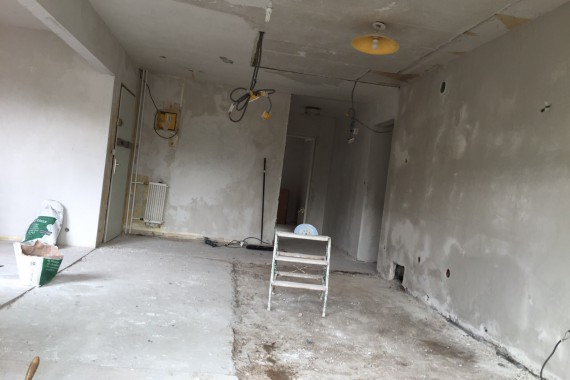 Transformation d'appartement